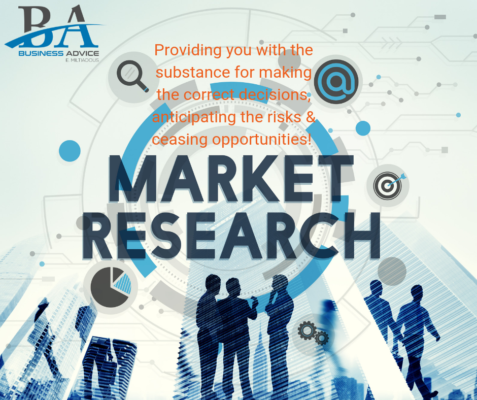 Market Research service | Business Advice E. Miltiadous