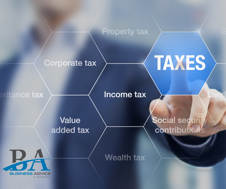 Taxation peace of mind | Business Advice E. Miltiadous